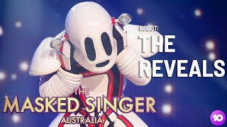 The Robot Is Revealed | Season 1 Ep 9 | The Masked Singer Australia
