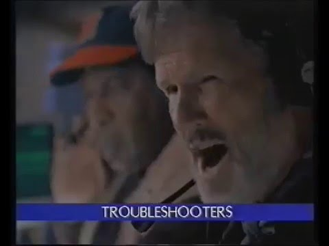 Troubleshooters Trapped beneath the earth Trailer 1993 (VHS capture)