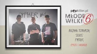 Siles, Pater, Michał Tomasik - Popkiller Młode Wilki 6 - Cypher #4 (prod. Deemz)