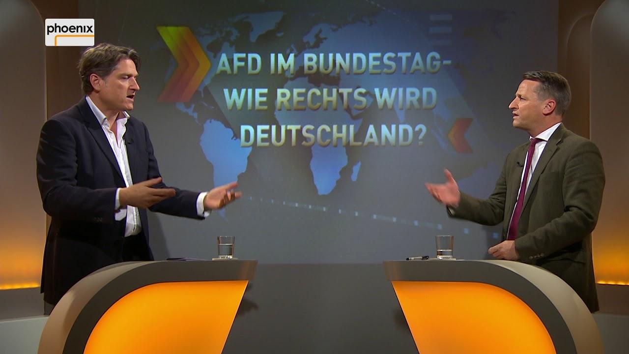 """Augstein Und Blome Vom 27 10 2017 """"AFD IM BUNDESTAG WIE RECHTS"""
