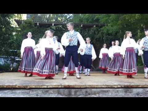 """Läki Tantsule jaanipäev 2014 """"Soome Folk"""""""