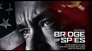 BRIDGE OF SPIES Show - OFFICIAL MOVIE TRAILER + STEVEN SPIELBERG INTERVIEW + SOUNDTRACKING