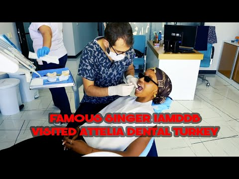 FAMOUS SINGER IAMDDB | ATTELIA DENTAL TURKEY