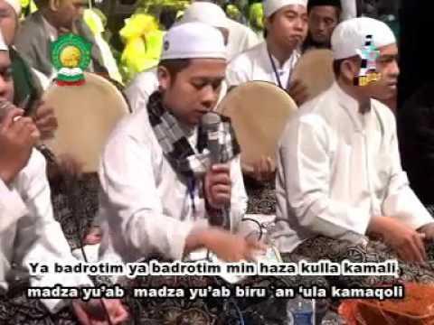 Sholawat Ya Badrotim (Wahai Purnama) Voc Gus Shofa Ahbabul Musthofa