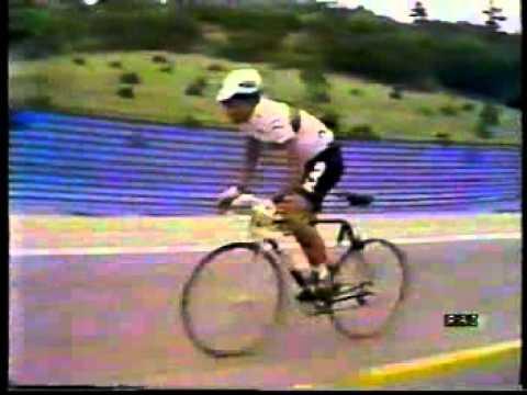 CICLISMO MONDIALI 1986 COLORADO SPRINGS ARGENTIN