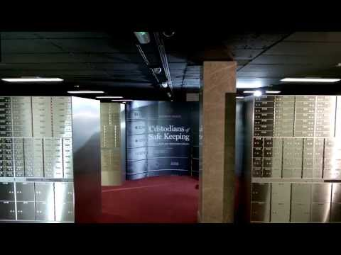 Merrion Vaults - Safe Deposit Boxes