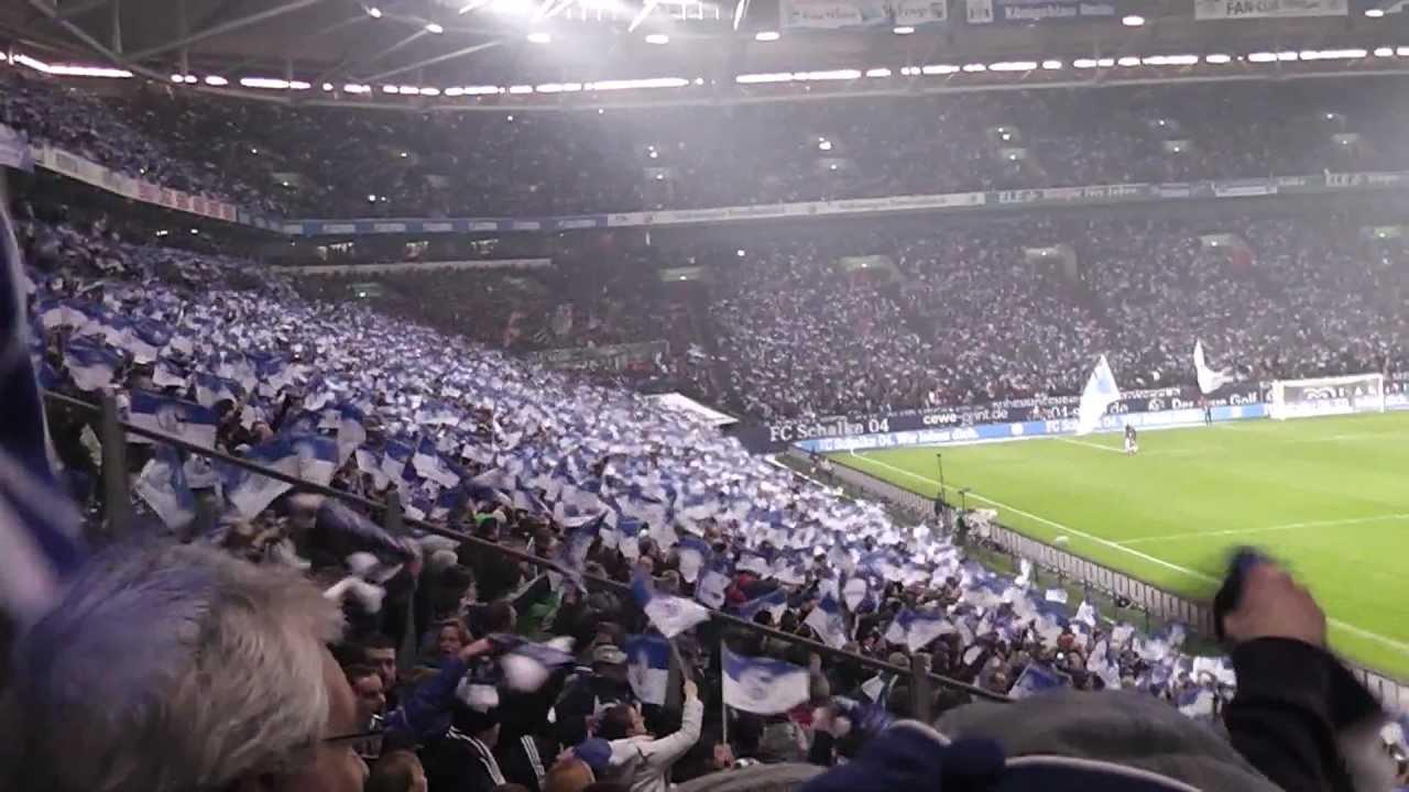 Schalke Choreo Hannover