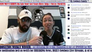 FRIDAY FUNDAY: Dallas Cowboys 2018 & Beyond... Q&A From YOU About Our Cowboys (General Discussion)