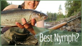Fly fishing Norway – Grayling Nymphs