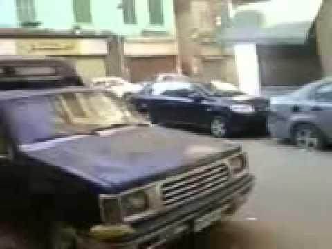 احداث روض القرج  @شارع بديع.mov