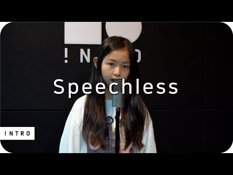 Speechless - Naomi Scott | Kim Yu Joo Music Cover | INTRO Dance Music Studio