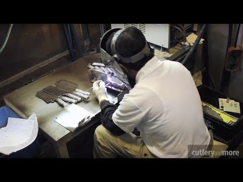 How Global Knives Are Made In Japan