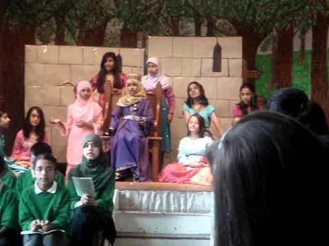Yr 6 Hoodwinked Play| Maid Marians Lament (Song 5)