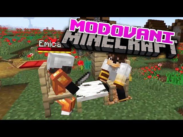 Modovano Minecraft Prezivljavanje E2 - PREVISE SMO OP