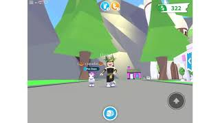 First video in this channel! (Roblox adopt me) 882