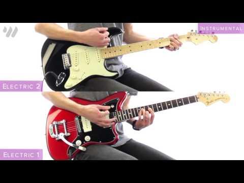 Show Me Your Glory - Jesus Culture - Electric & Acoustic Tutorial