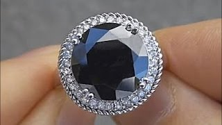 Black Diamond Engagement Ring - $300,000 Jewelry Collection ebay Auction