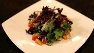 Peach, Pear & Blueberry Salad : Delicious Recipes