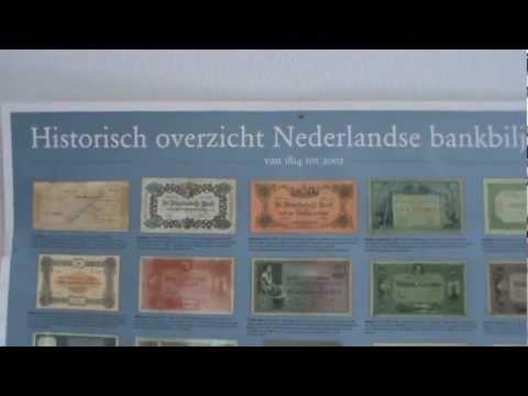 Historisch overzicht Nederlandse bankbiljetten