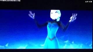 アナと雪の女王エルサ と ストリートの女王森恵、驚きのシンクロ!! 森...