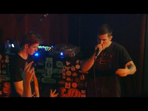 CODFISH Vs CLR / Semifinals - Australian Beatbox Championships 2016