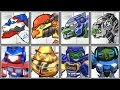 Dino Robot Corps + Angry Birds Transformers - Full Game Play - 1080 HD