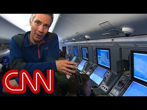 EXCLUSIVE: Inside a U.S. spy plane