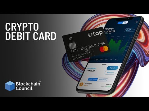 Crypto Debit Card | Blockchain Council