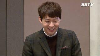 "[SSTV] 박유천(JYJ Park Yu Chun), 신인예술인상 수상 ""큰 상금에 기분 좋았지만…"""