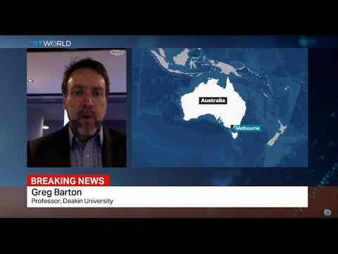 Interview with Professor Greg Barton about #FranceAttack