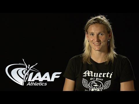 Legends Of Athletics - Barbora Spotakova - Signature Edition