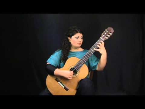 Suite in A minor by Manuel Maria Ponce - Gohar Vardanyan