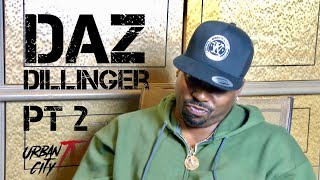 Daz gives us insight on Tupac's Death, time at Deathrow & Long Beach Hip Hop Artists. (Part 2 of 4)