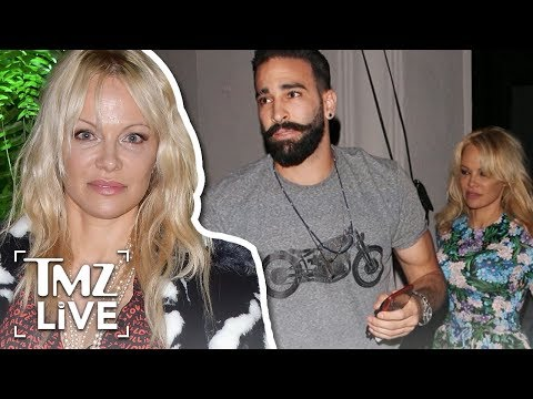 Pam Anderson: Dumped BF After Proposal | TMZ Live