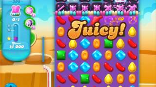 Candy Crush Soda Saga Level 398 (3 Stars)