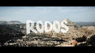 Rodos 2k18 Trip | GoPro hero 6 | Travel clip