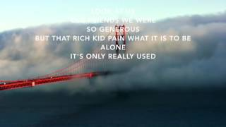 Amerika Lyrics - Young the Giant