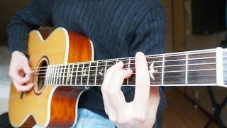 Beyonce - Daddy Lessons - Guitar Cover | Mattias Krantz