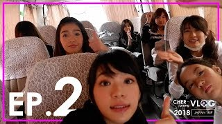 CHERPRANG VLOG EP02 : World Senbatsu in Japan / CherprangBNK48
