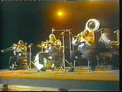 Preservation Hall Jazz Band Panama 2
