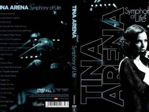 Tina Arena - Chains (Live) | Symphony Of Life Disc 2 (2012)