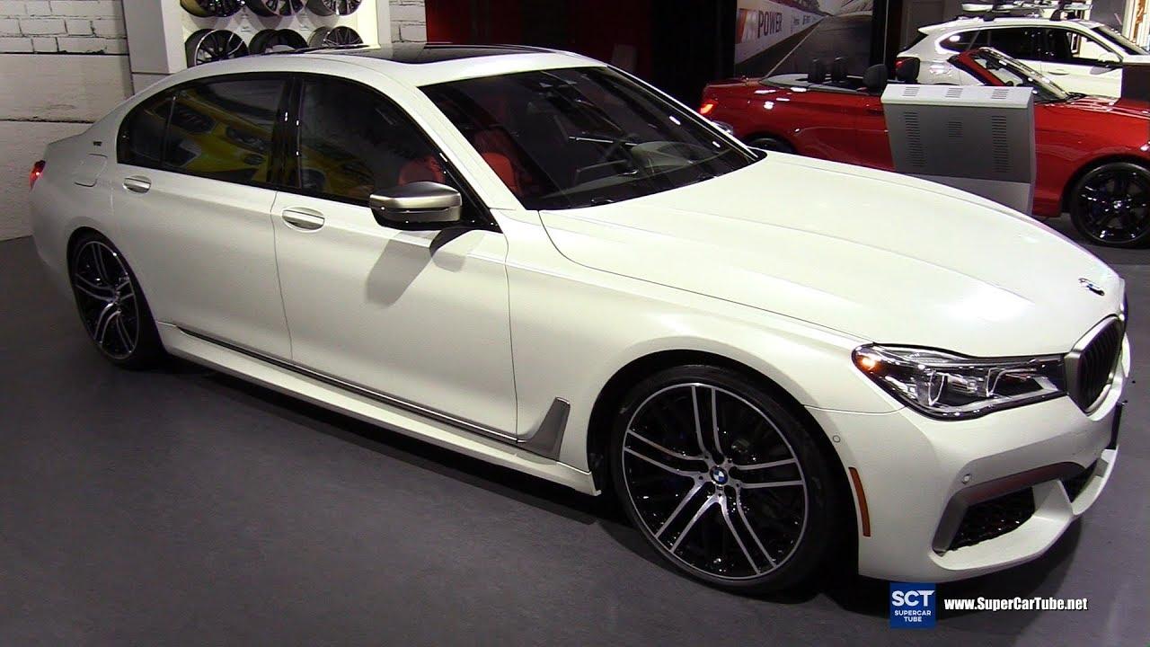 Bmw M Series >> 2018 Bmw M Series M760li Xdrive Exterior Interior Walkaround