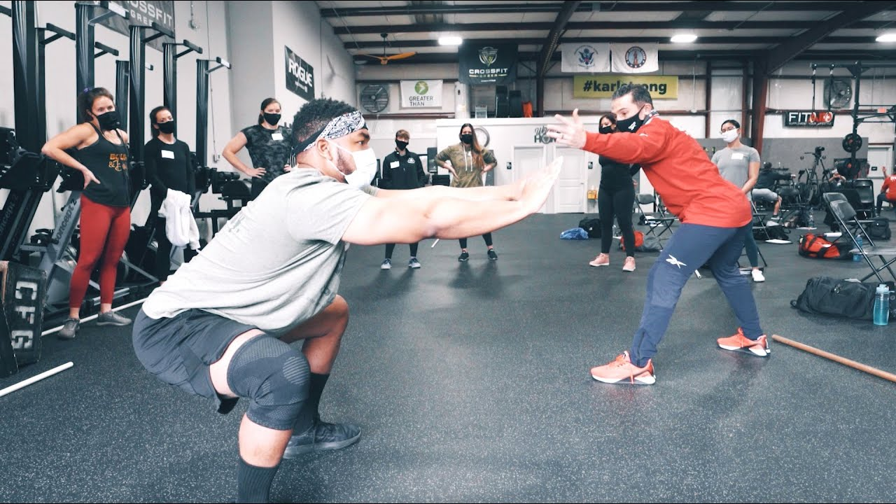 CrossFit Level 1: The Cornerstone of Movement Education