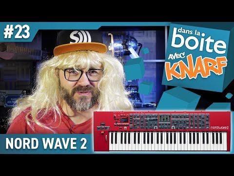 Dans la Boite - Knarf vous emmène surfer les vagues avec le Nord Wave 2 ! (vidéo La Boite Noire)