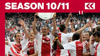 THE WAIT IS OVER! ⭐️⭐️⭐️ | Ajax Season Review '10/'11