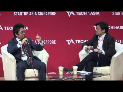 Coffee Chat: Rakuten Branches Out to Asia [Interview with Shin Hasegawa, Rakuten]