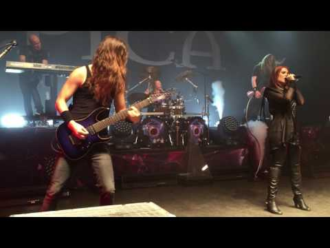 Epica - Beyond the Matrix - Live O2 Shepherd's Bush Empire, London 3/2/17