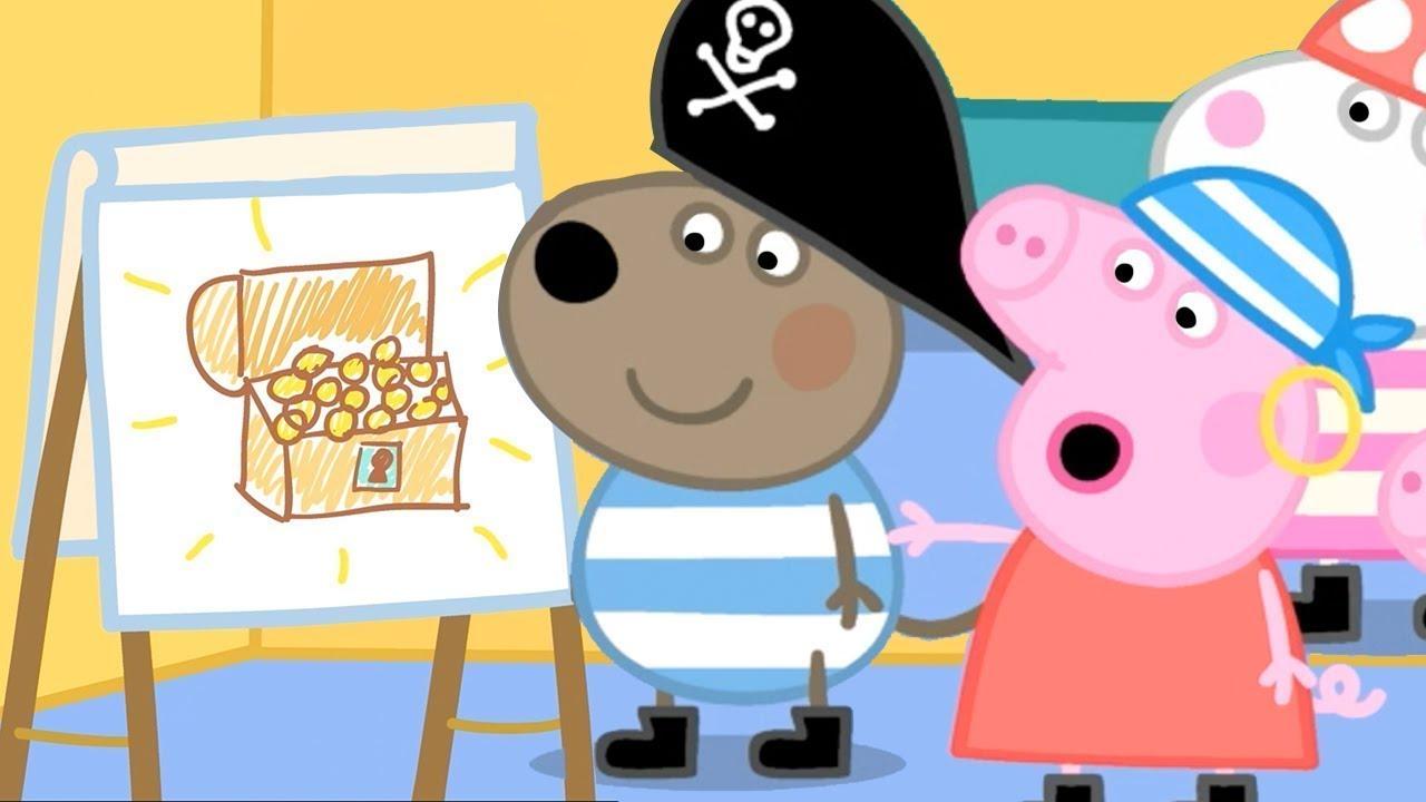 Peppa Pig in Hindi - Daddy Pig Frame Laga Rahe Hai -Clips - हिंदी Kahaniya - Hindi Cartoons for Kids