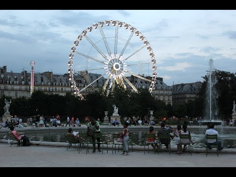 Carnival at the Jardin des Tuileries, Summer Carnival in Paris