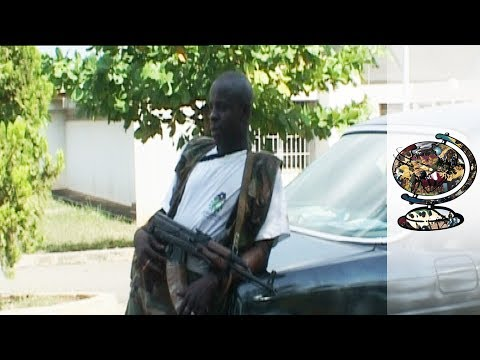 Violent Times in Africa's Ivory Coast (2003)